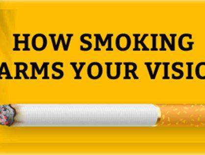 Κάπνισμα και ασθένειες των ματιών