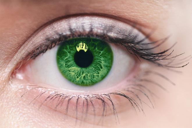 Τα πάντα σχετικά με τα πράσινα μάτια...