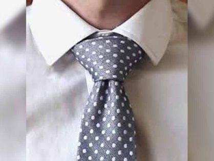 Κρατήστε χαλαρή την γραβάτα σας …
